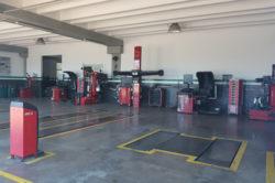 Centro manutenzione auto